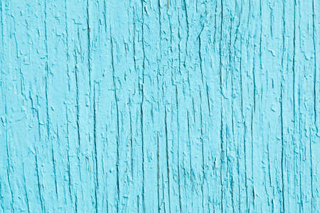 greenish blue: horizontal part of old cracked wood with fading turqoise paint