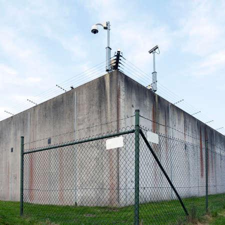 オランダのフレボラント州のアルメア刑務所