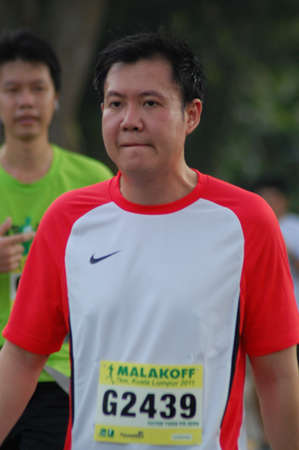 bukit: Malakoff 12km  run - Bukit kiara Equestrian & Country Resort