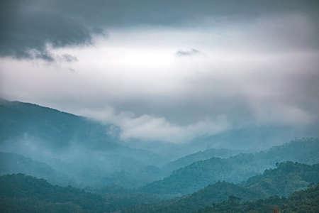 Misty Peak, Tai Mo Shan, Hong Kong