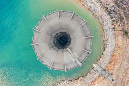 This is about Spillway in reservoir