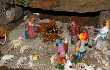nursery of Christmas, jesus christ,