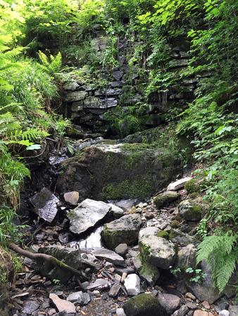 Trickling Waterfall