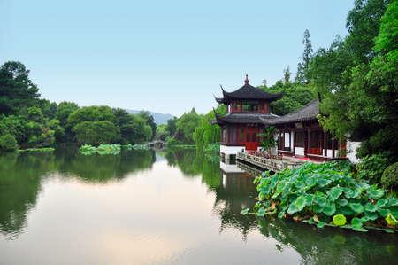 chinese garden: Chinese garden