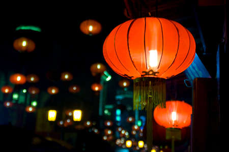 irradiation: red lanterns