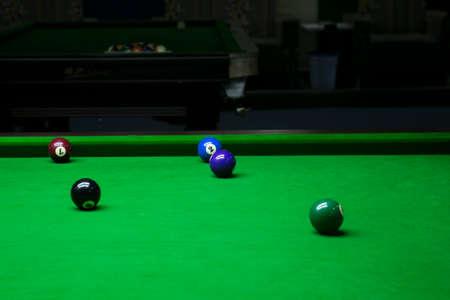 billiards room: Billiards room