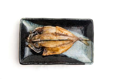 Aji no Hiraoki, Dried fish