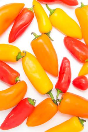 sweet mini pepper