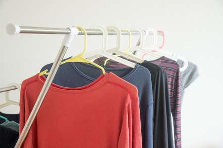 indoor laundry