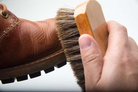 polish: shoe polish