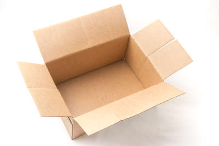 empty box Stockfoto