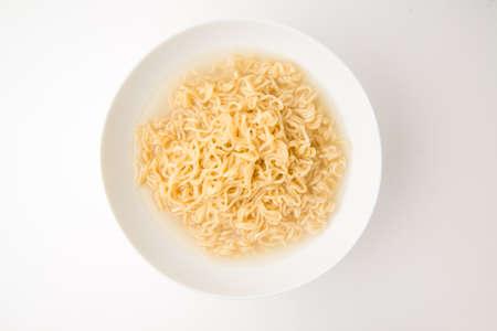 instant noodle: instant noodle Stock Photo