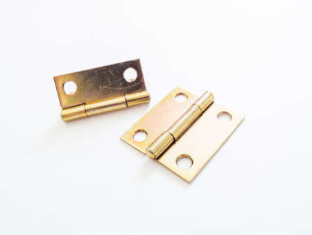 hinges: isolated metal joint