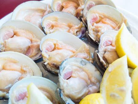 raw hard clam, littleneck, topneck, cherrystone