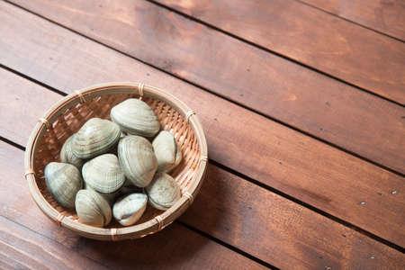 clam: clam