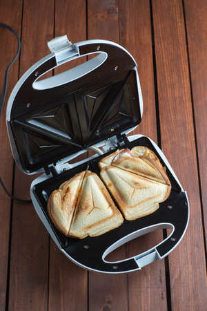 grilled sandwich maker Stock fotó