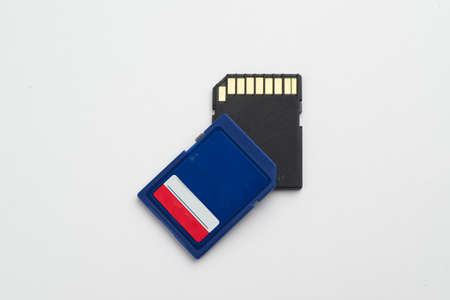 sd: SD CARD Stock Photo