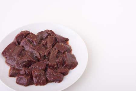 beef liver for japanese yakiniku