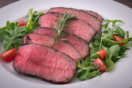 roasted beef, cross rib