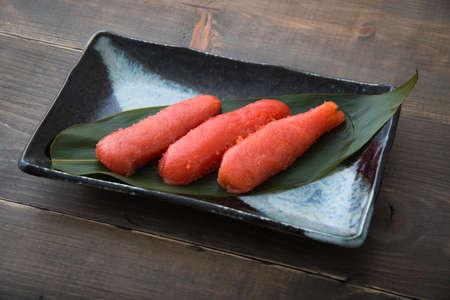 Tarako, Japanese Cod Roe Reklamní fotografie
