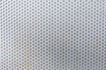 rustic steel wall Banco de Imagens