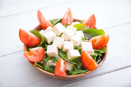 japanese tofu salad
