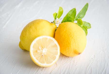 natural lemon image