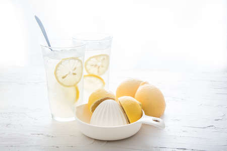 japanese lemon soju, chu-hai