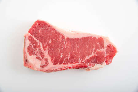 top loin new york strip steak bone in
