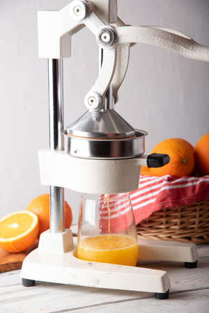 fresh squeezed orange juice image