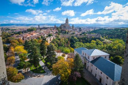 segovia: Segovia, Spain