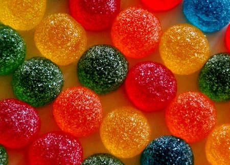 gelatine: Gelatine candies