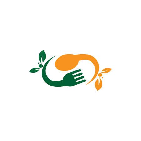 Spoon Fork vegan restaurant logo