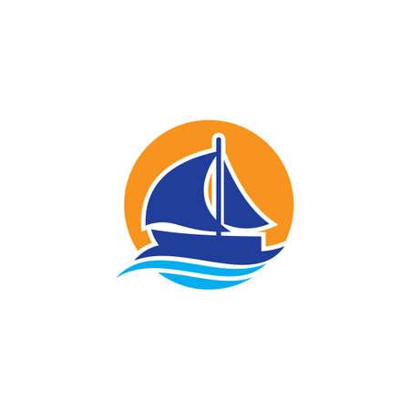 circle ship wave logo