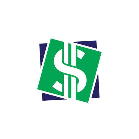 dollar logo vector