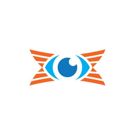 eye optic logo business