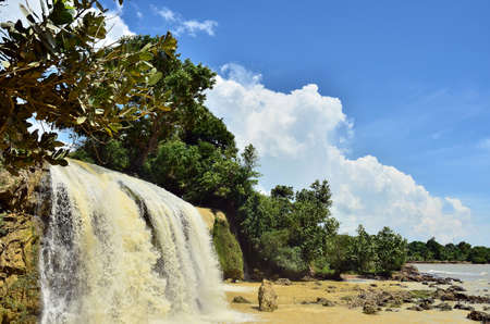 Toroan Waterfall - Madura Island, East Java, Indonesia