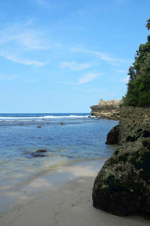 Sanggar Beach - Tulungagung, East Java, Indonesia