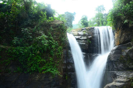 Waterfall In Forest | Coban Tundo, Malang, East Java, Indonesia