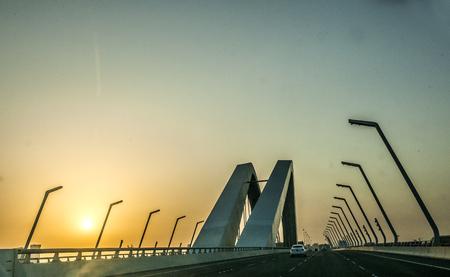 zayed: Sheikh Zayed bridge