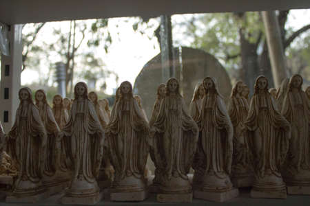 jungfrau maria: virgin mary