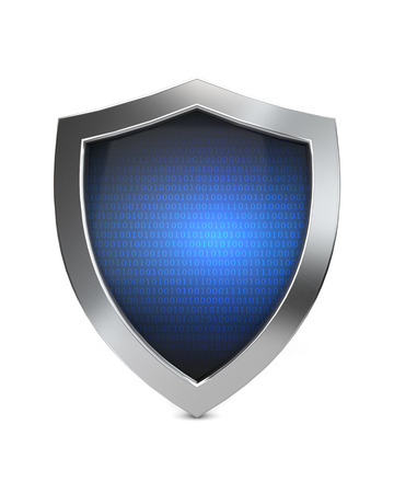 cyber shield protection photo