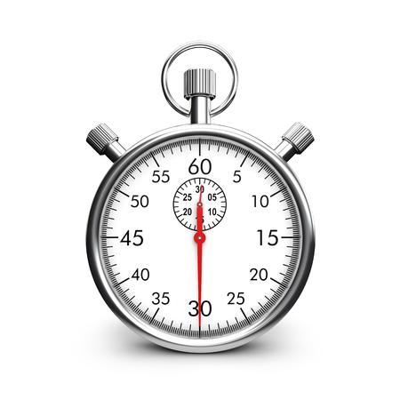 isolated stopwatch