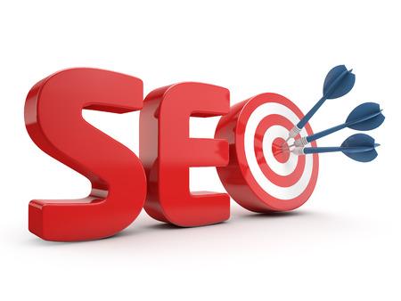 smo: targeted seo optimization Stock Photo
