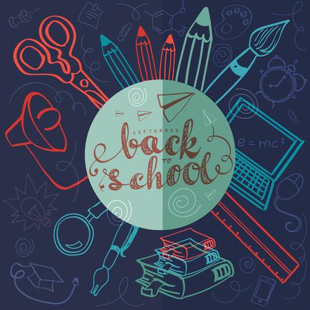 attestation: doodling soon back to school