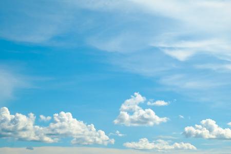 soft cloud and sky for background backdrop Reklamní fotografie