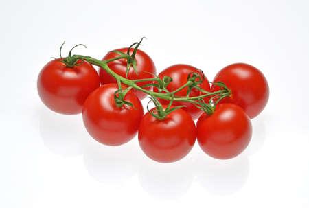 panicle: Tomato panicle Stock Photo