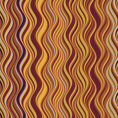 Colored Wavy Background. Abstract Dynamic Effect. Design Template. Modern Pattern. 3d rendering