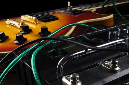 Guitar & digital guitar effects processor is on the scene