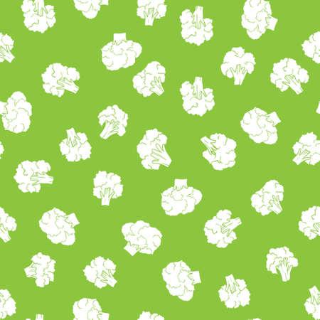 brocoli: broccoli seamless pattern